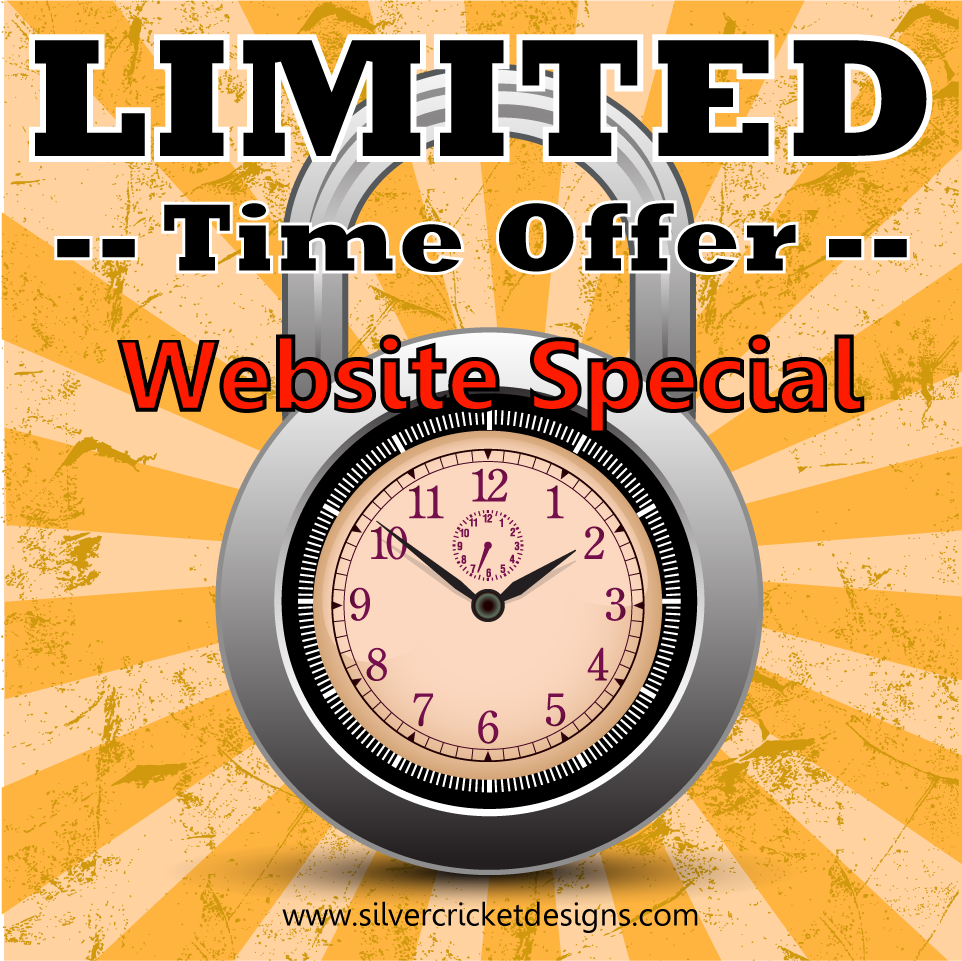 website special limited time